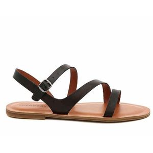 NWOT Lucky Brand Alexcia Sandals